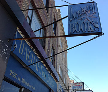 Uncharted Books Chicago